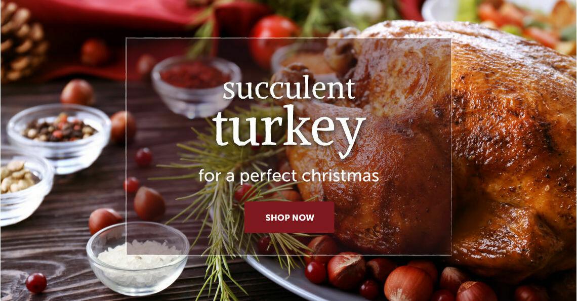 Christmas Turkey Hampers