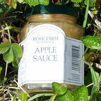 Rose Farm Apple Sauce