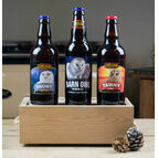 Three Wise Birds Ale Christmas Gift Box
