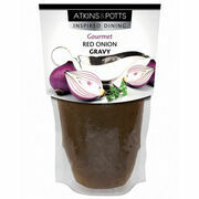 Atkins & Potts Gourmet Red Onion Gravy