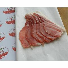 Gloucester Old Spot Oak Smoked Back Bacon