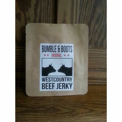 Bumble & Boots Beef Jerky