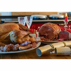 Free Range Turkey & Christmas Meat Hamper