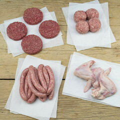 Just For Kids Meat Box