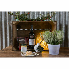 Puddings & Port Christmas Hamper