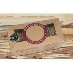 Godminster Handmade Digestive Biscuits
