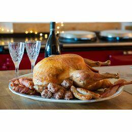 Whole Free Range Turkey & Trimmings