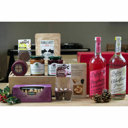Alcohol Free Christmas Treats Hamper