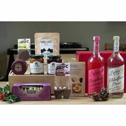 Alcohol Free Christmas Treats Hamper