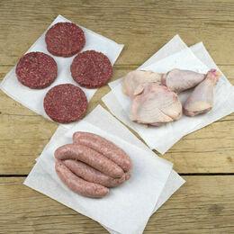 BBQ Meat Box