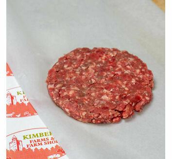 Handmade Veal Burgers x 4