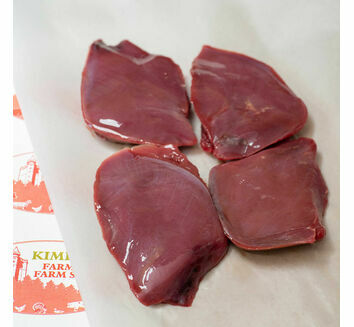 Pigeon Breast (4 per pack)