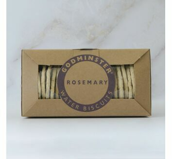 Godminster Rosemary Water Biscuits