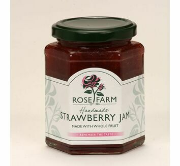 Rose Farm Strawberry Jam