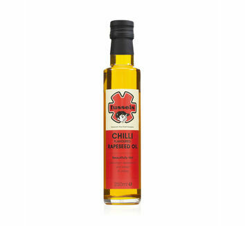Fussels Chilli Flavoured Rapeseed Oil