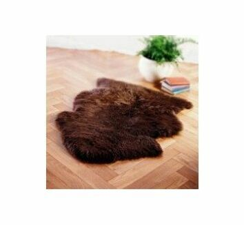 Kimbers Chocolate to Black Sheepskin