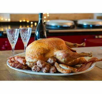 Whole Free Range Turkey & Trimmings  -  Will be Despatched on 23rd December for next day delivery unless specified
