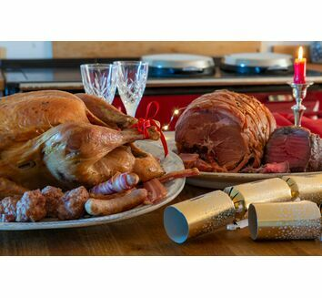 Free Range Turkey & Christmas Meat Hamper  -  Will be Despatched on 23rd December for next day delivery unless specified