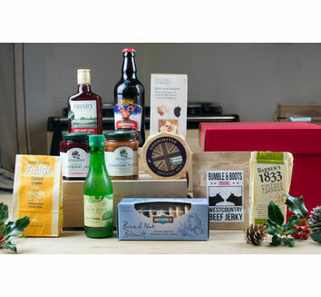 Something For Everyone Christmas Hamper