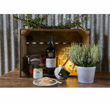 Puddings & Port Christmas Hamper