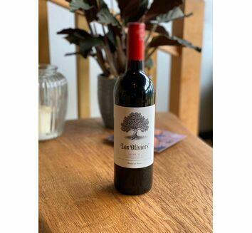 Les Oliviers Merlot Mourvedre - Vin de Pays d'Oc (France)