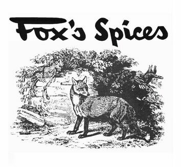 Fox's Spices Peppercorns (226g)