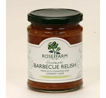 Rose Farm Barbecue Relish
