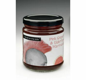 Rose Farm Pink Grapefruit & Elderflower Marmalade