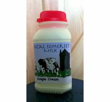 Single Cream 250ml