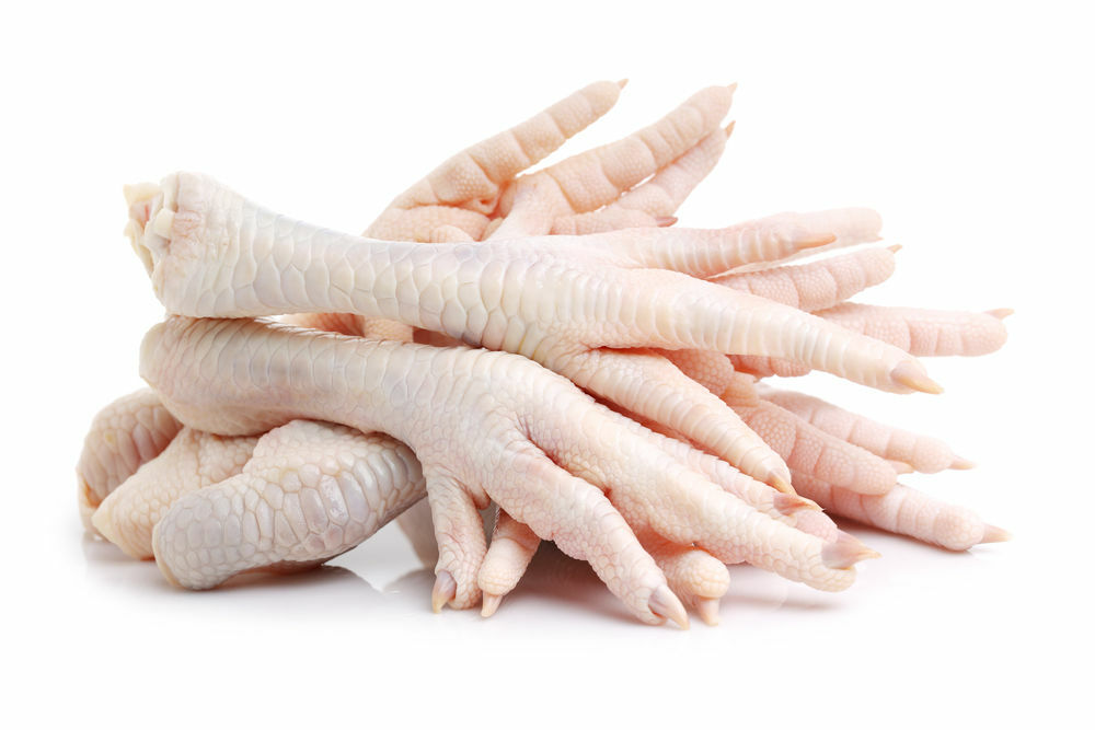 Chicken Feet only £8.00