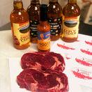 Steak, Booze & Hot Sauce Hamper additional 1