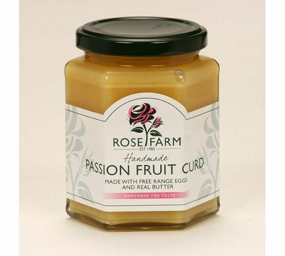 Rose Farm Passion Fruit Curd