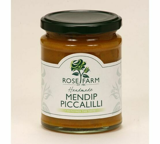 Rose Farm Mendip Piccalilli