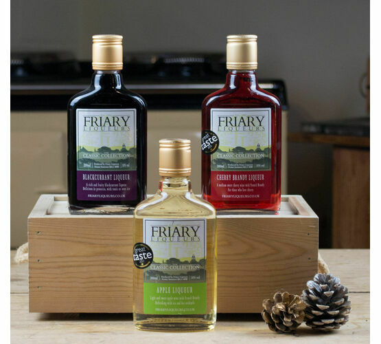 Three Spirits of Christmas Gift Box