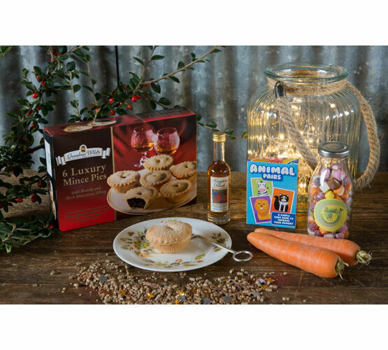Father Christmas Preparation Hamper