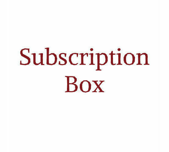 Subscription Product (£60)