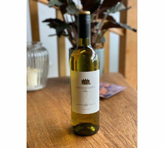 Pasquiers Sauvignon Blanc/Vermentino - Vin de Pays d'Oc (France)