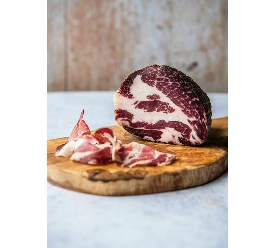 Somerset Charcuterie Sliced Coppa