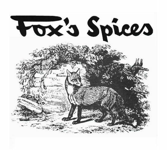Fox's Spices Ground Ginger (226g)