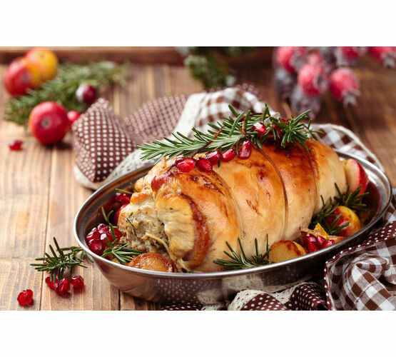 Free Range Turkey Breast Roll