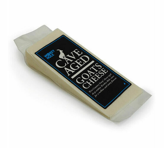 Wookey Hole Cave Aged Goats Cheese (200g)