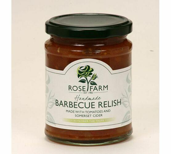 Rose Farm Barbecue Relish