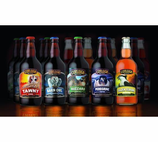 Cotleigh Brewery Buzzard 4.8%